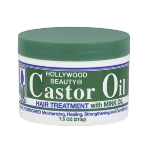 Hollywood beauty castor oil